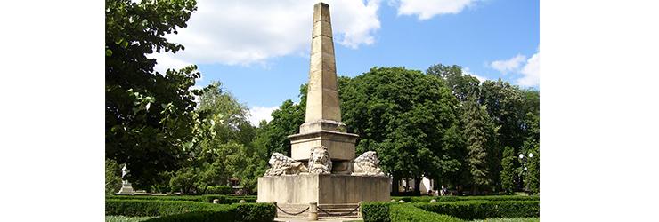 Copou Park Monument