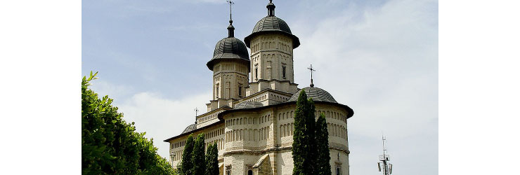 Three Hierarchs Monastery